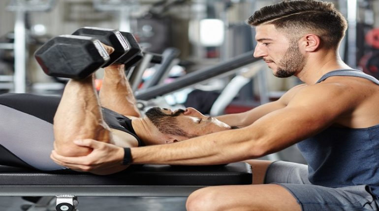 Personal Fitness Trainer UK1