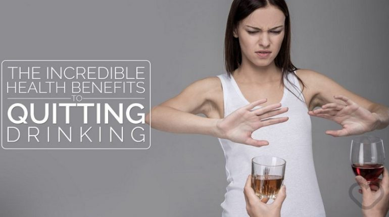 Quitting Alcohol Can Help You Lose Weight