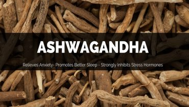 taking ashwagandha can provide relief