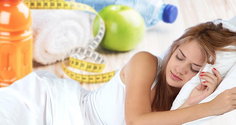 Sleep Can Help You Lose Weight