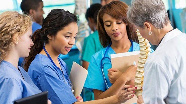 Healthcare into a Dream Career