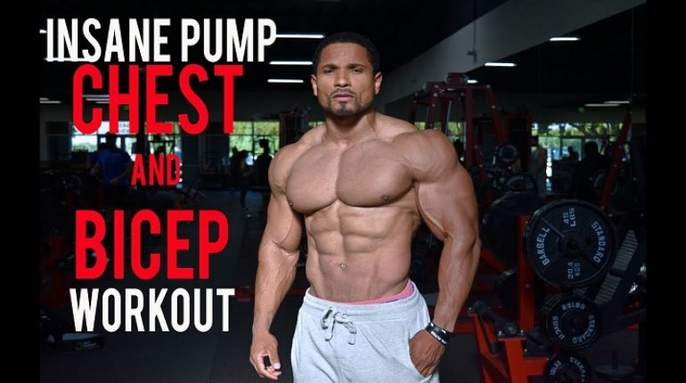 Pump Up Your Chest Workout