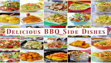 BBQ Healthy Dishes