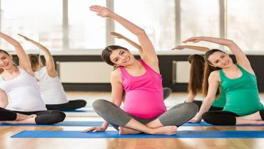 Stay in Shape pregnant women