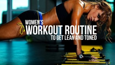 women-workout-routine