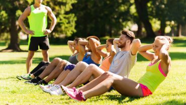 Team Fitness Boot Camps