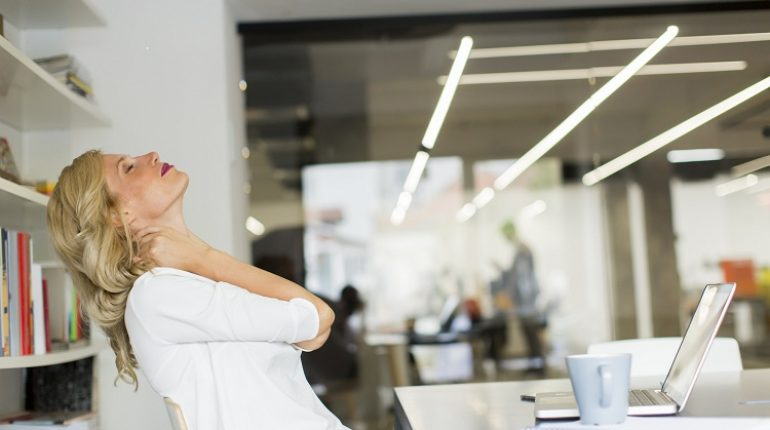 5 Effective Desk Stretches for Office Workers
