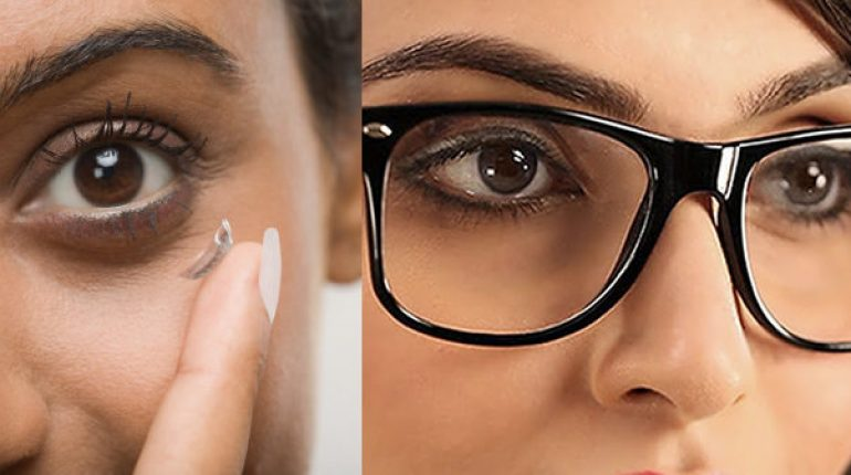 Contact Glasses