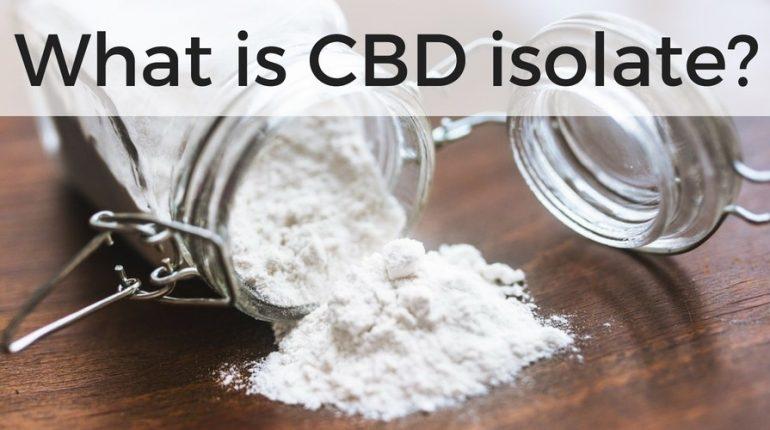 CBD-isolate