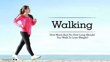 walking for lose weight