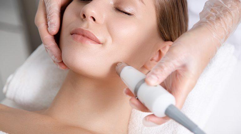skin laser treatment