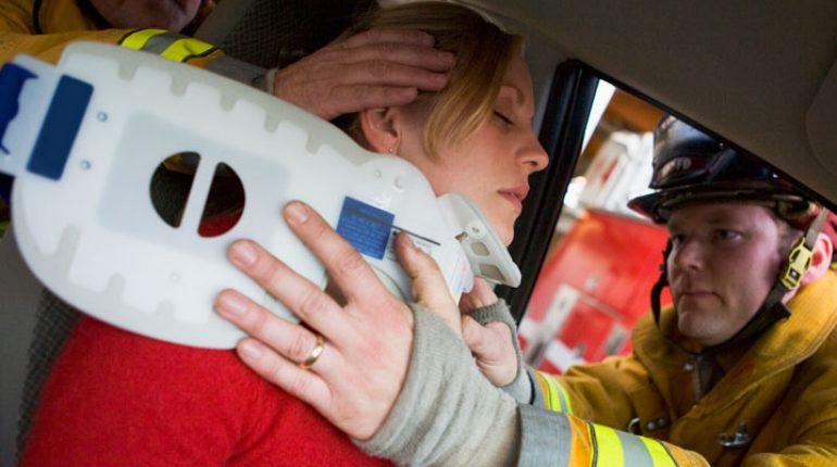 Auto Accident Neck Injuries